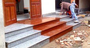 Kết quả hình ảnh cho granite Đỏ Nhuộm Hoa Trung